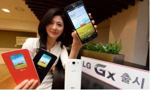 LG GX,Phablet