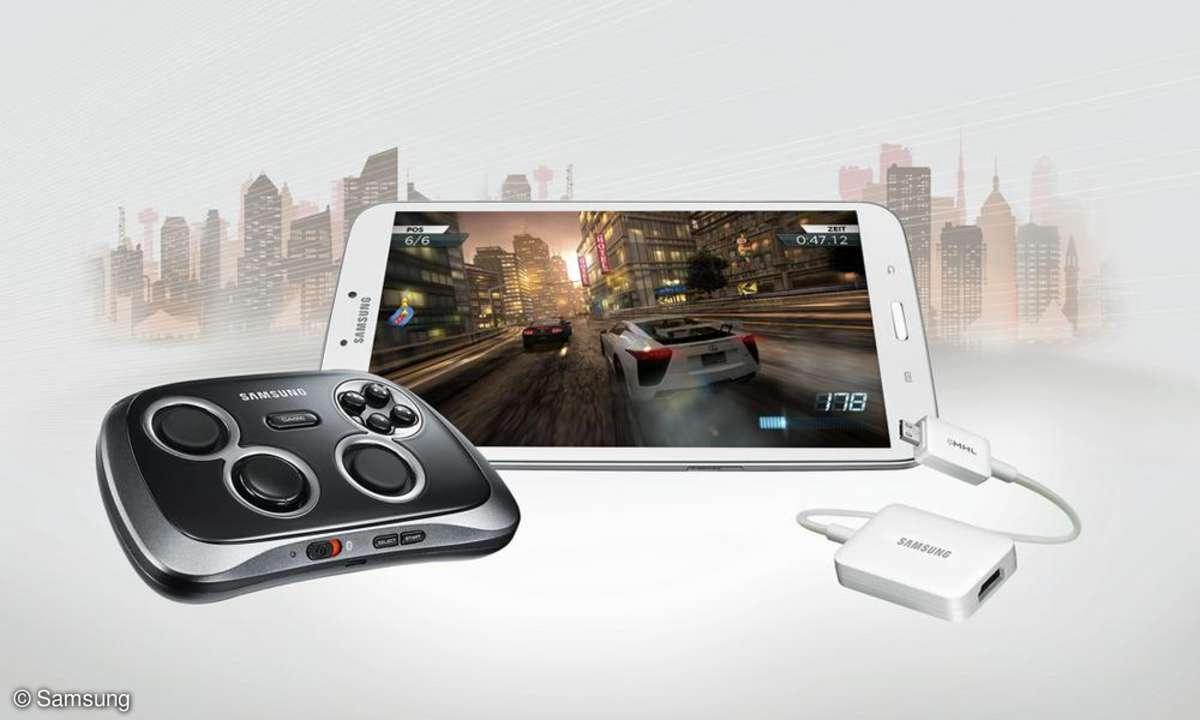 Samsung Tab 3 8.0 Game Edition,Gamepad