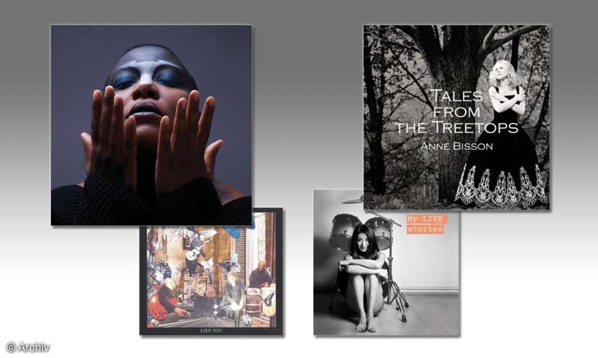 Die audiophilen CDs des Monats
