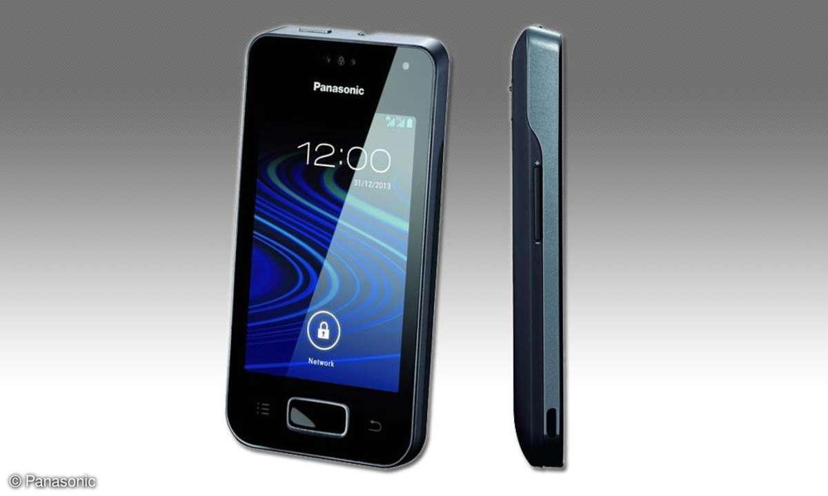 panasonic, kx-prx150, hybrid, smartphone, festnetz