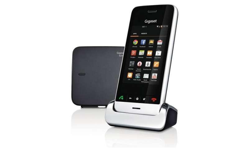 dect telefon gigaset sl930a im test connect. Black Bedroom Furniture Sets. Home Design Ideas