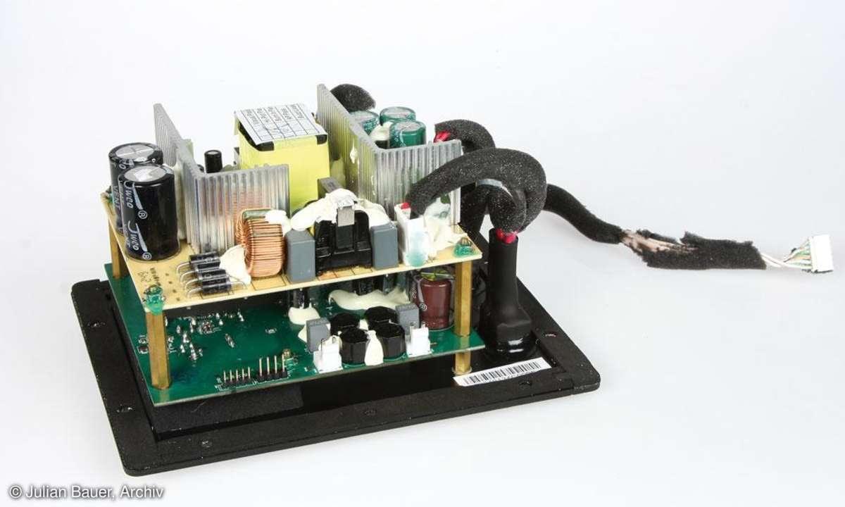 Klein aber Oho - Gesamte Elektronik