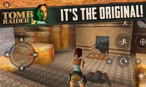 Tomb Raider auf iOS