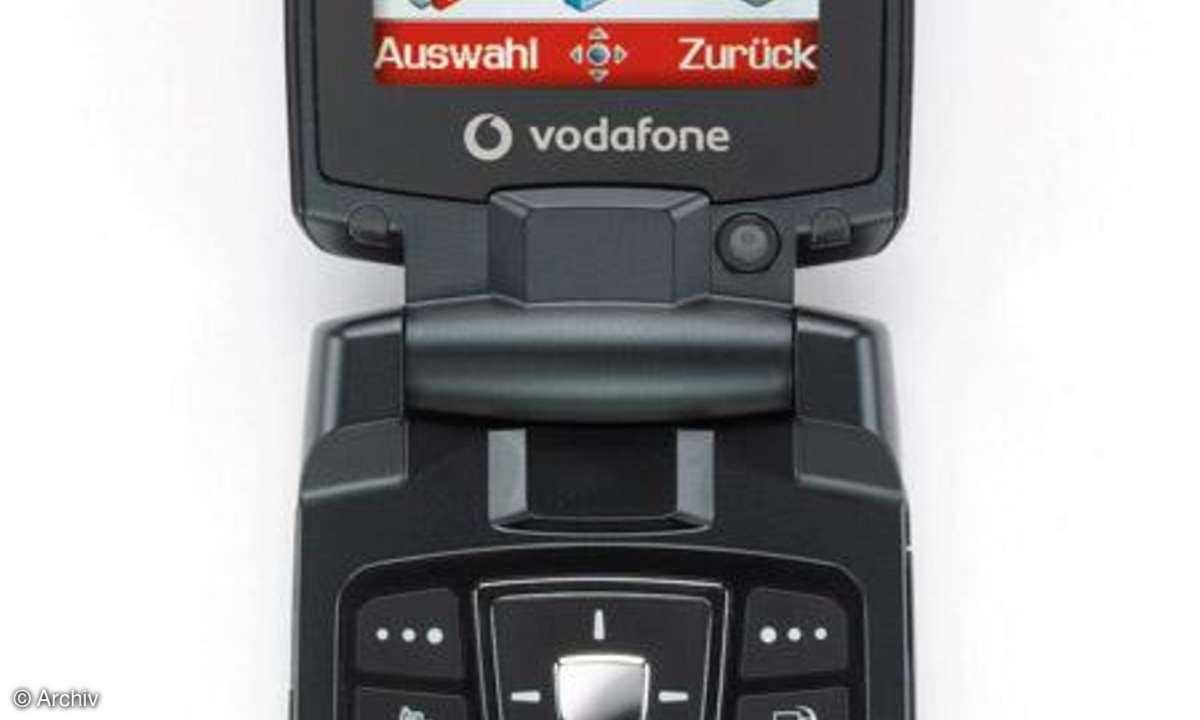 Samsung SGH-Z560V Front Offen