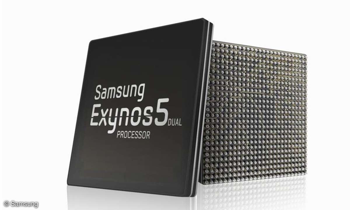 Zeigt Samsung auf der CES 2014 den Nachfolger Exynos 6?