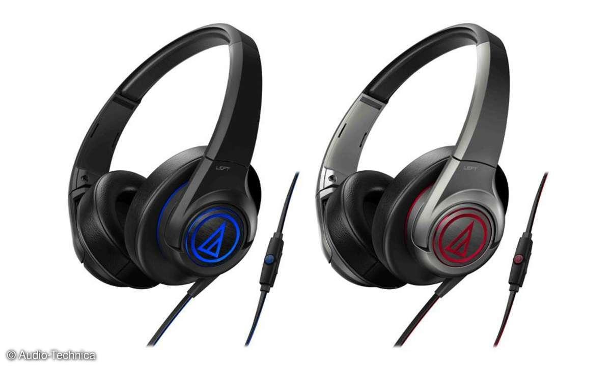 Audio-Technica ATH-AX5iS