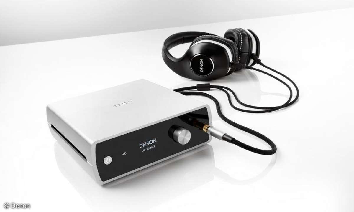 Denon,DA-300 USB-D/A-Wandler,DA-300USB,Wandler