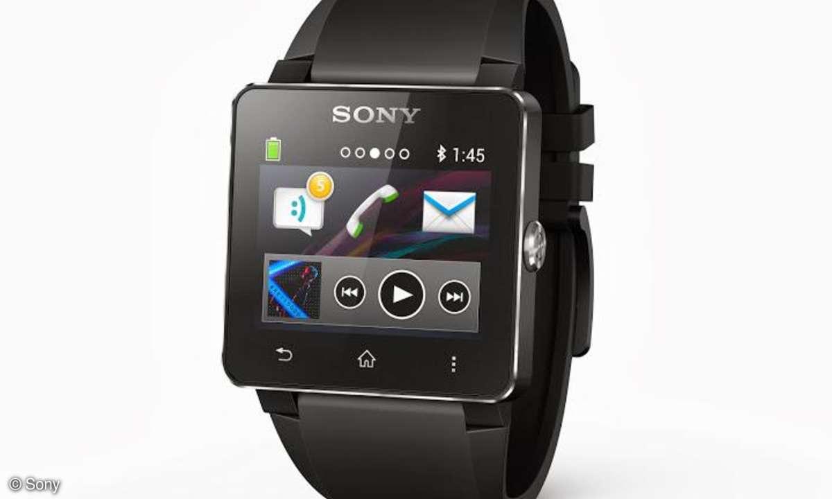 Xperia Smart Watch 2