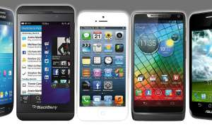 Smartphones bis 4,3 Zoll
