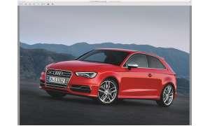 Audi S3 von vorne