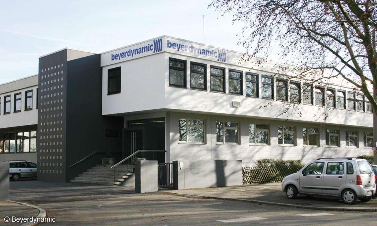 Beyerdynamic Hauptquartier