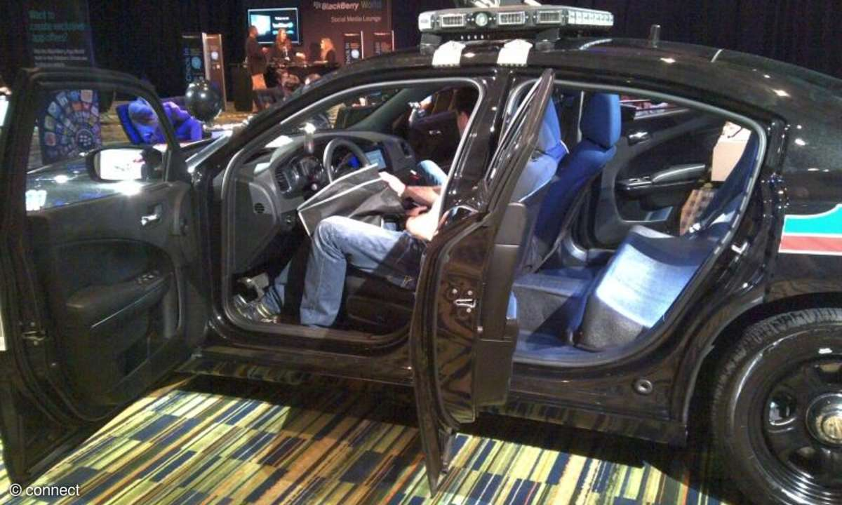 Blackberry World 2012