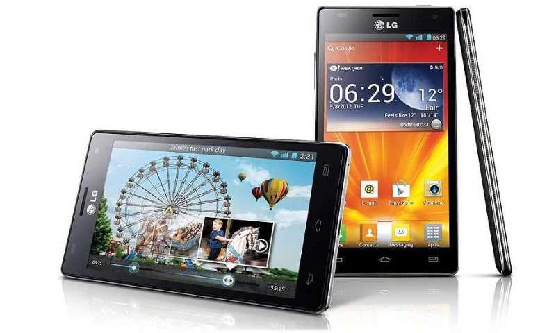 LG Optimus 4X HD im Test