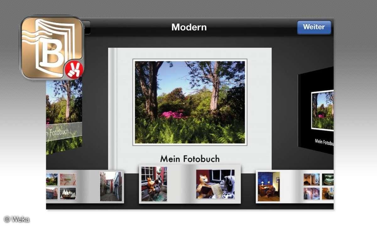 Fotobuch per Handy - Photobook Premium