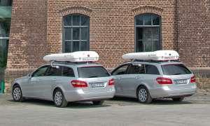 Netztest 2013: Testwagen