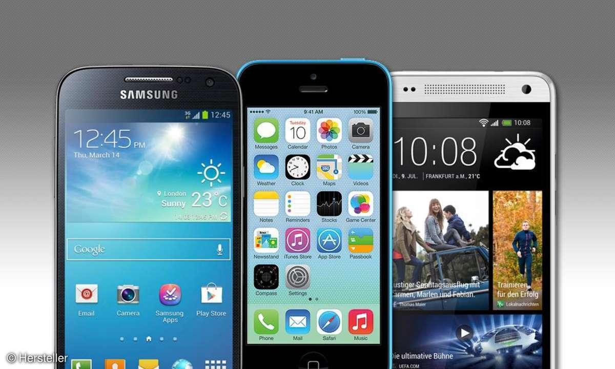 Günstige Alternativen für das iPhone