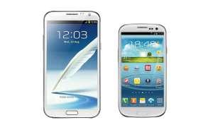 Samsung Galaxy Note 2, Galaxy S3