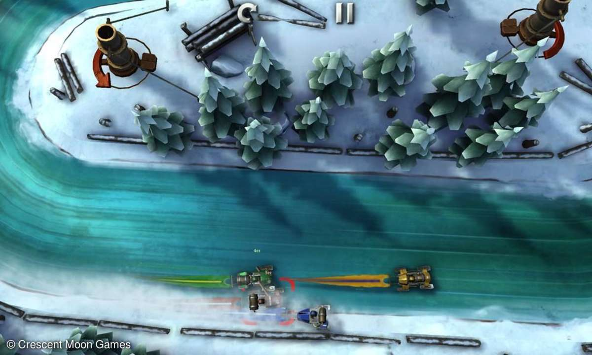 App, Spiele, Crescent Moon Games, Slinghshot Racing, Android