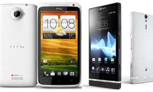 HTC One X & Sony Xperia S im Vergleich