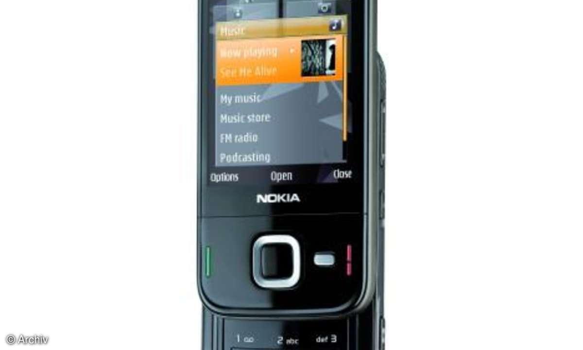 Testbericht Nokia N85