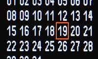 Gigaset C620 - Kalender