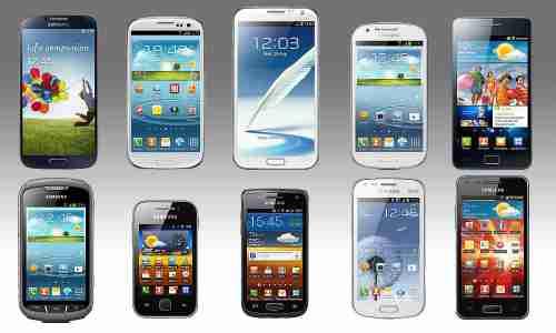 Samsung handys übersicht
