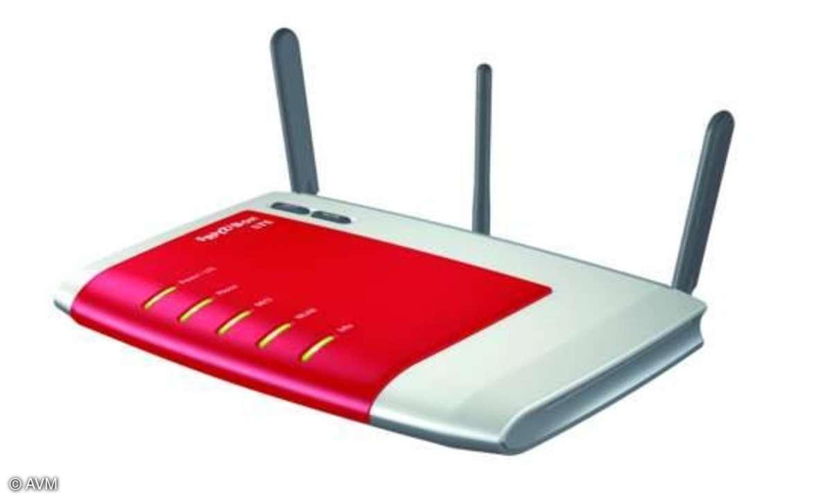 Fritzbox 6840 LTE im Test