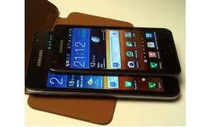 Samsung Galaxy Note und Galaxy S2