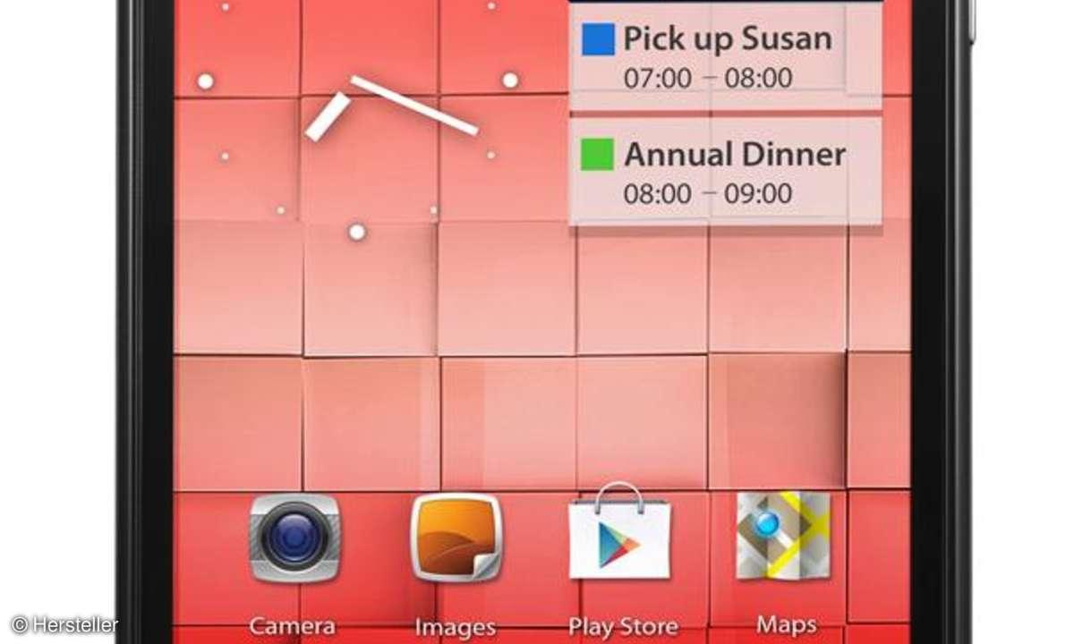 Alcatel One Touch 997D Ultra, Dual-SIM-Karte Smartphone