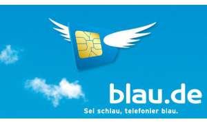 Blau.de, Logo