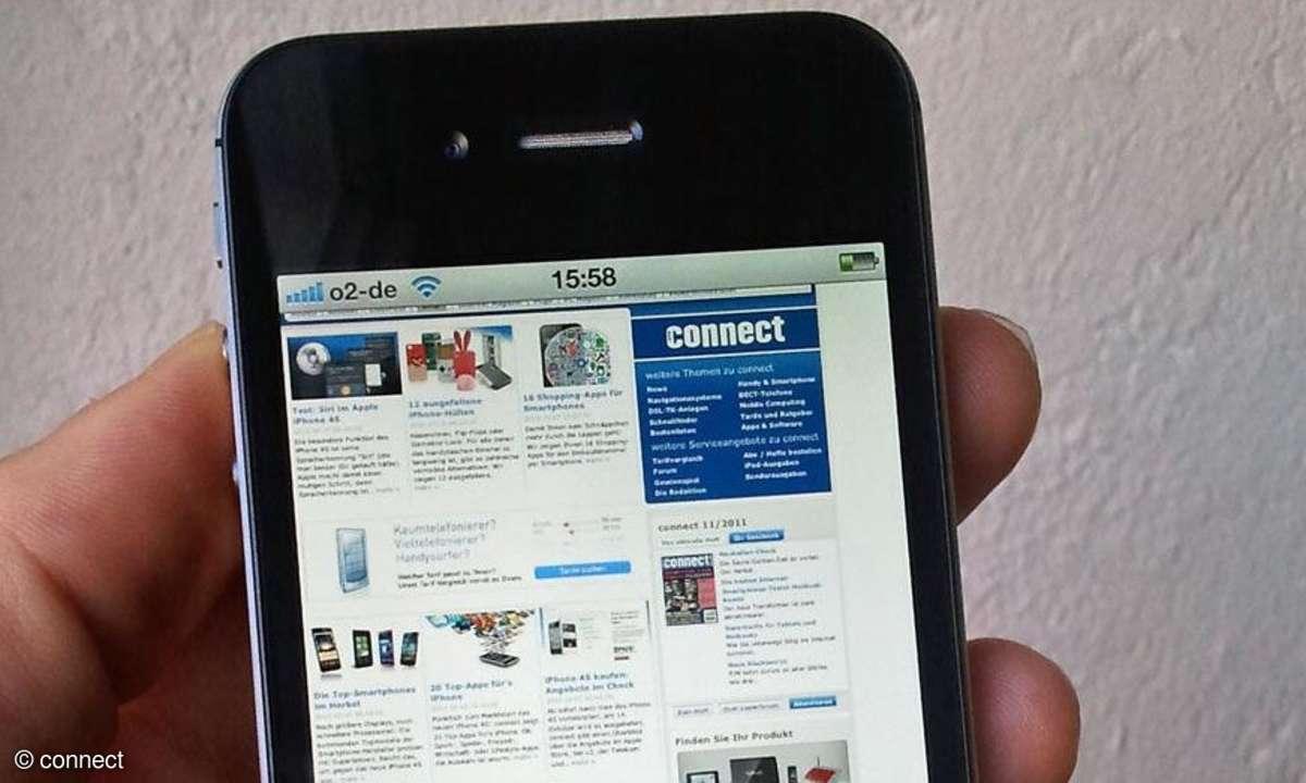 iPhone 4S im Praxistest