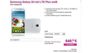 Samsung Galaxy S4 LTE+,Telekom