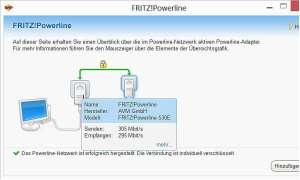 Fritz! - Powerline