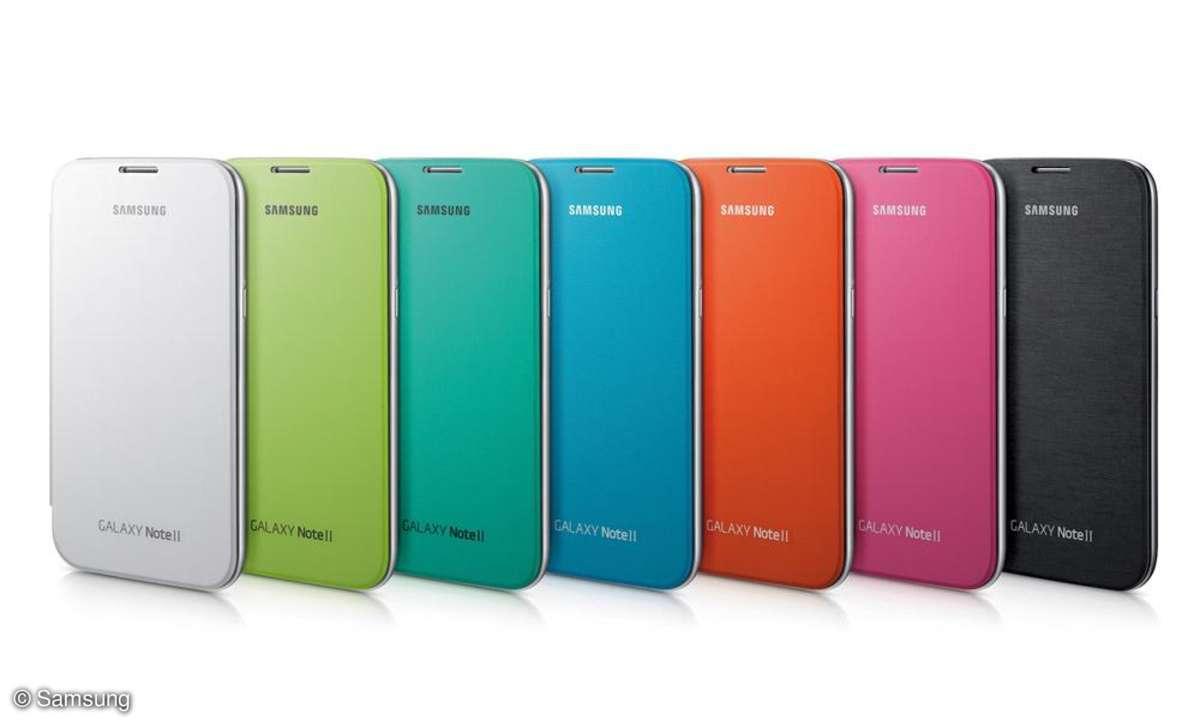 Samsung Galaxy Note 2 - Flip-Cover