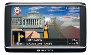 Navigon 70 Premium Live