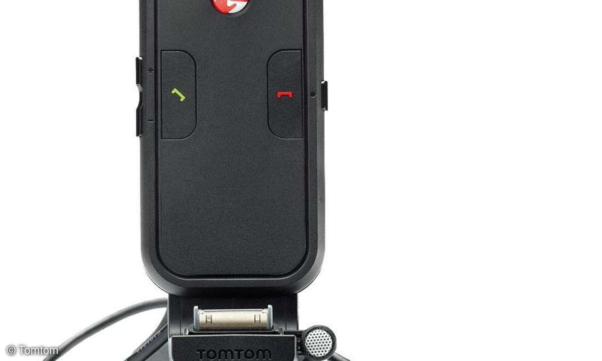 TomTom iPhone-Car-Kit