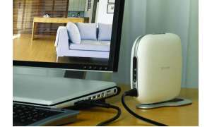 Notebook: Adapter für externen Monitor