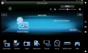 Denon Remote App