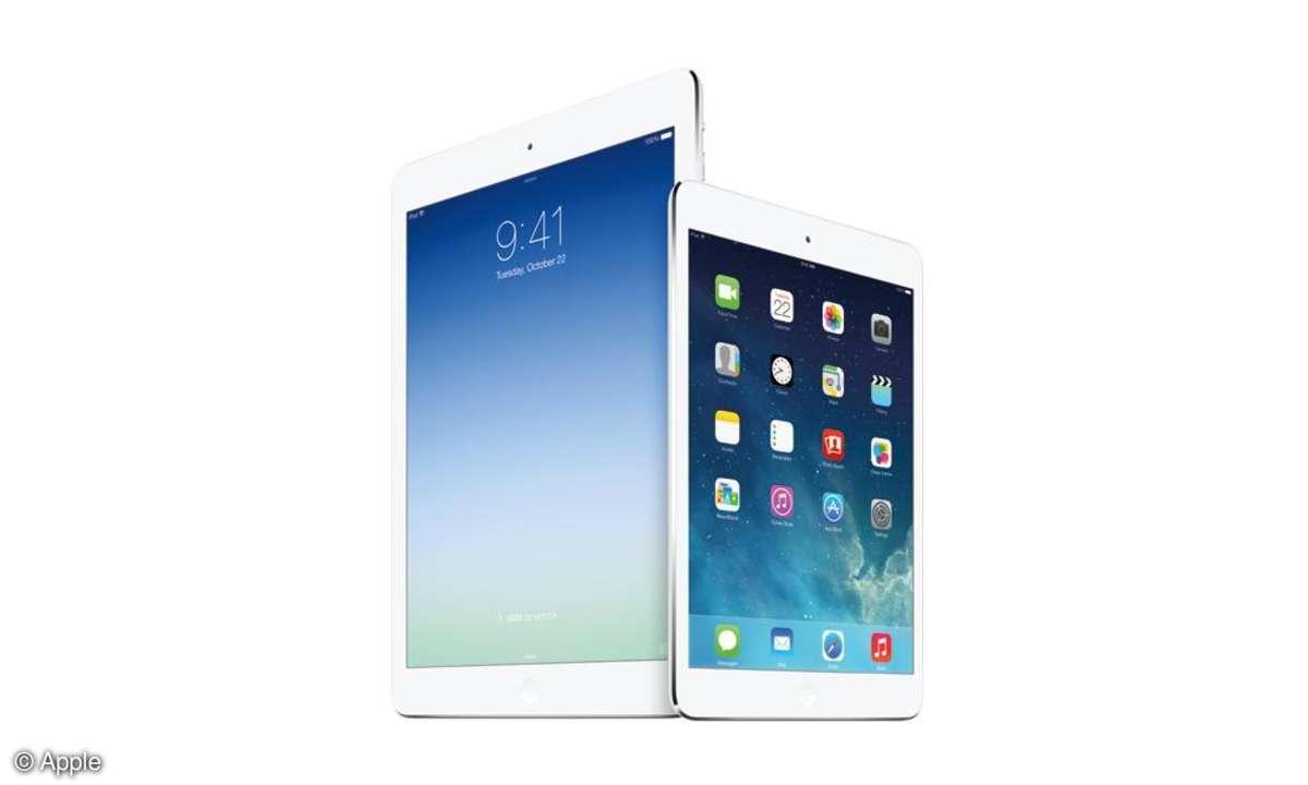 Apple iPad Air & iPad Mini 2