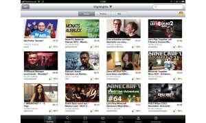 ProTuber Video Player für iPad
