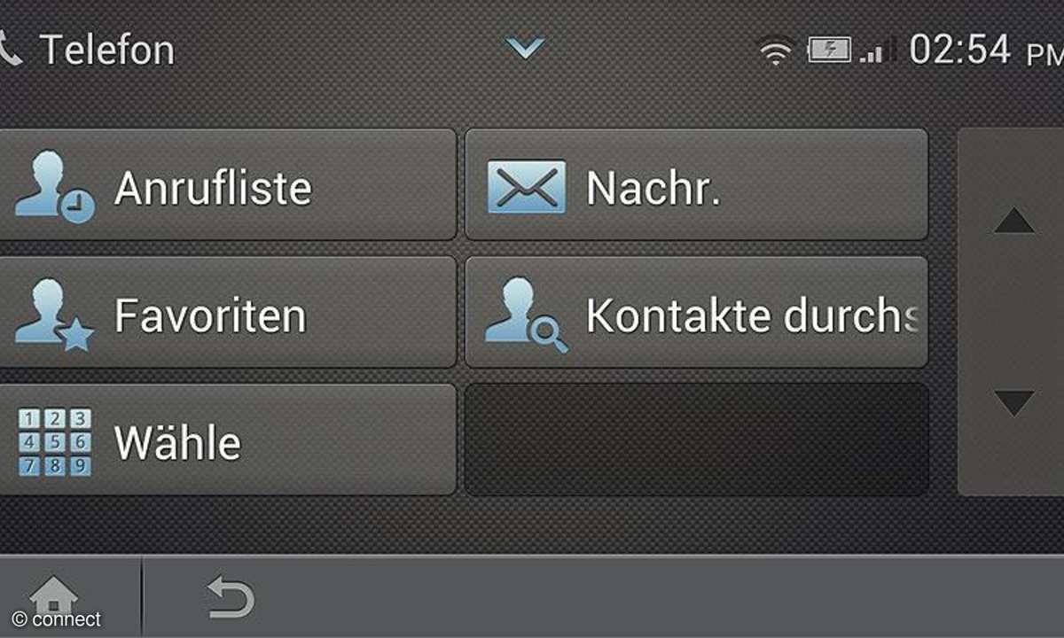 Screenshot Mirrorlink