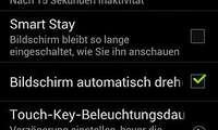 Samsung Galaxy S3 Screenshot