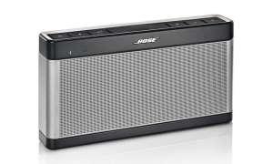 SoundLink Bluetooth Speaker III, Bose