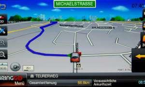 Opel Adam Navigationssystem