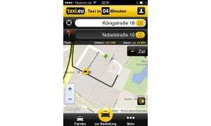 taxi.eu Apple