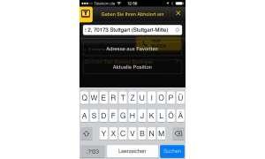 Taxi Deutschland iPhone