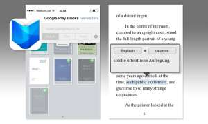 Smartphone,Google Play Books