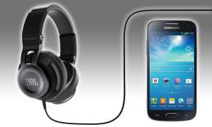 Samsung Galaxy S4 mini, JBL S500