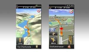 Navigon Android App