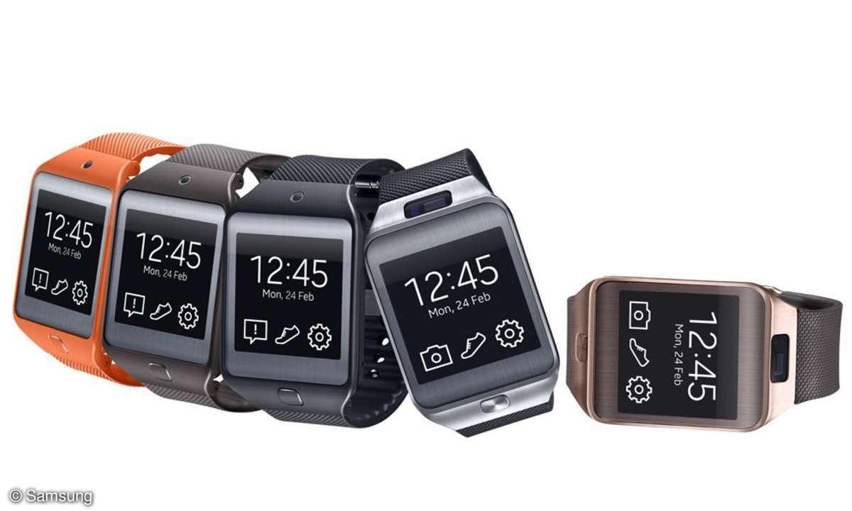 Samsung Gear 2,Smartwatch,Tizen